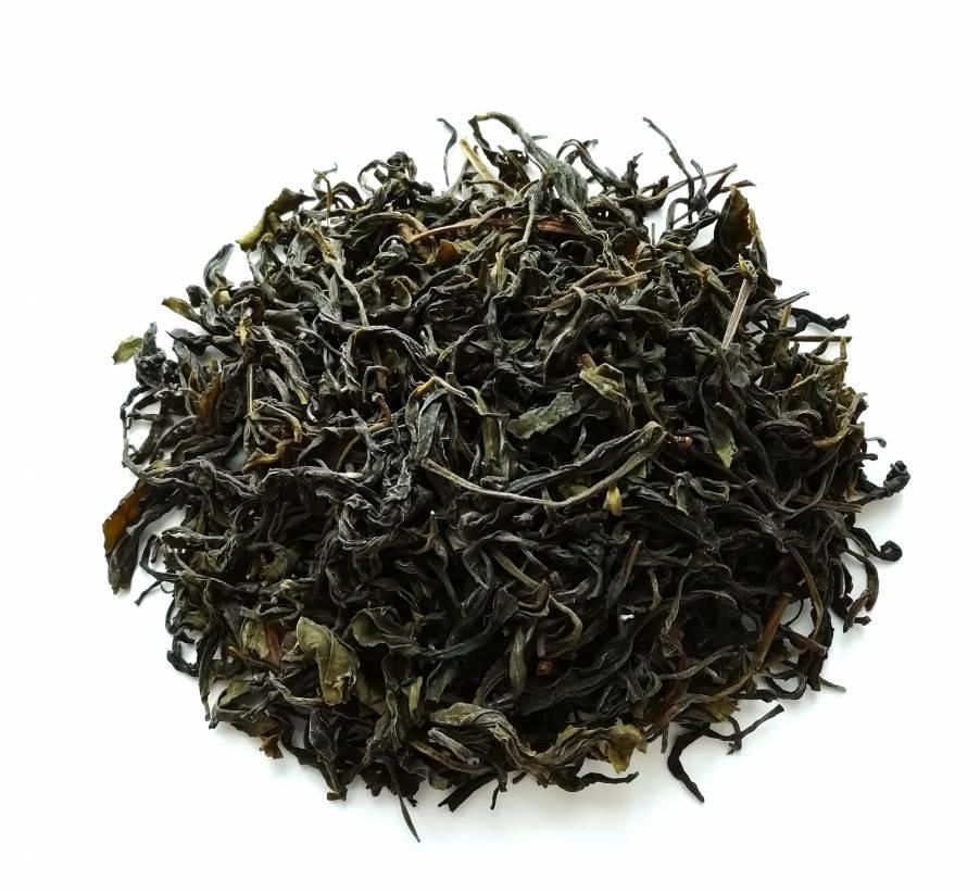Oolong thee Taiwan Pouchong Bao Zhong-1