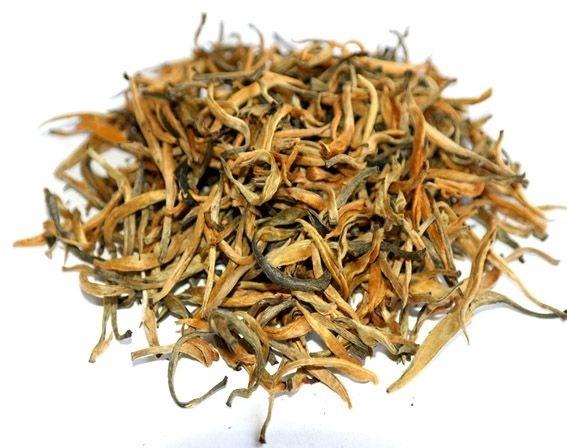 Zwarte thee Supreme Yunnan Golden Tips-1