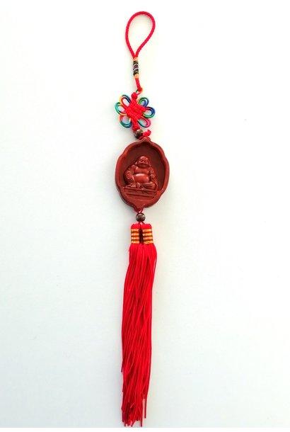 Médaillon  pendentif porte-bonheur  Bouddha