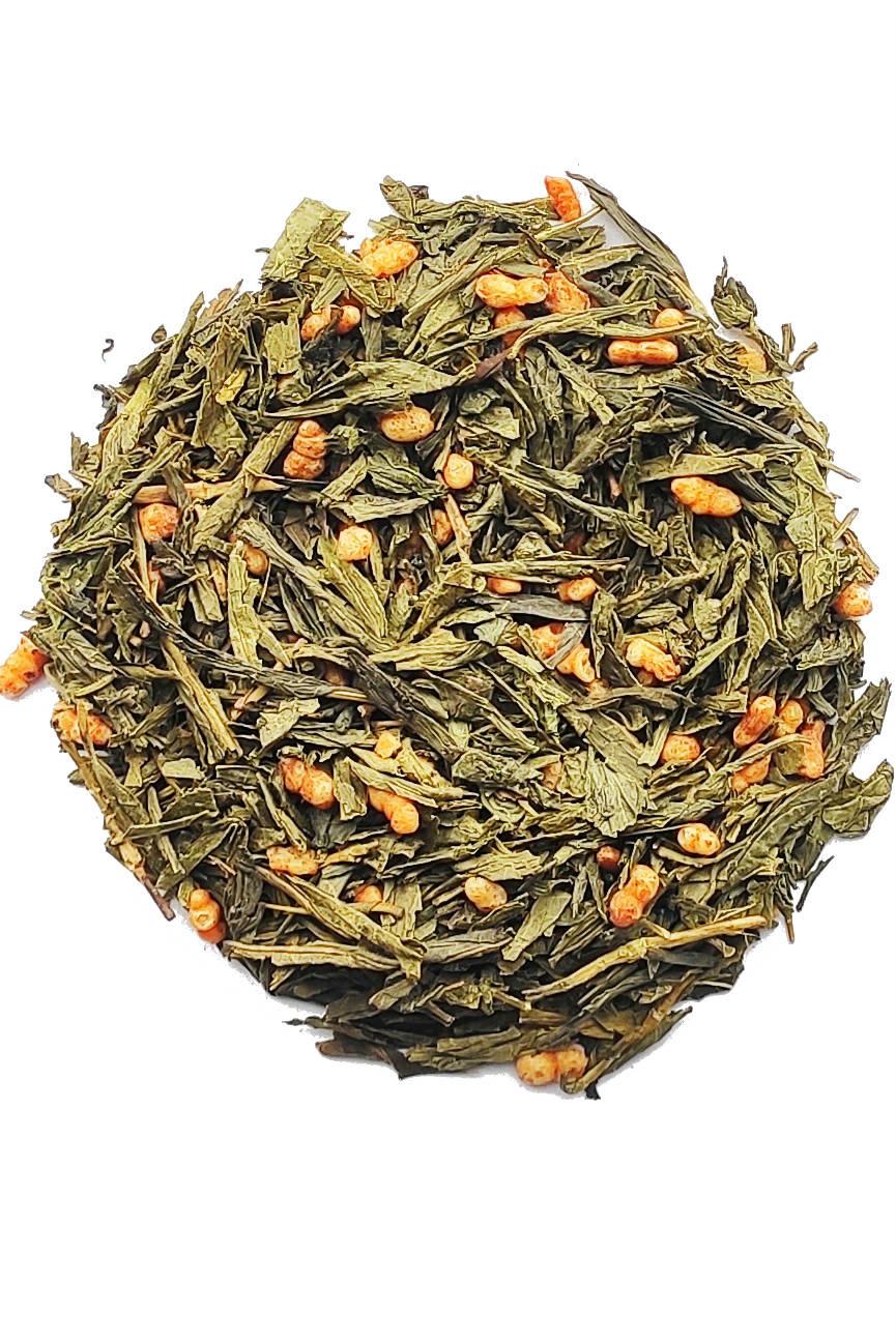 Grüner Tee Genmeicha BIO-1