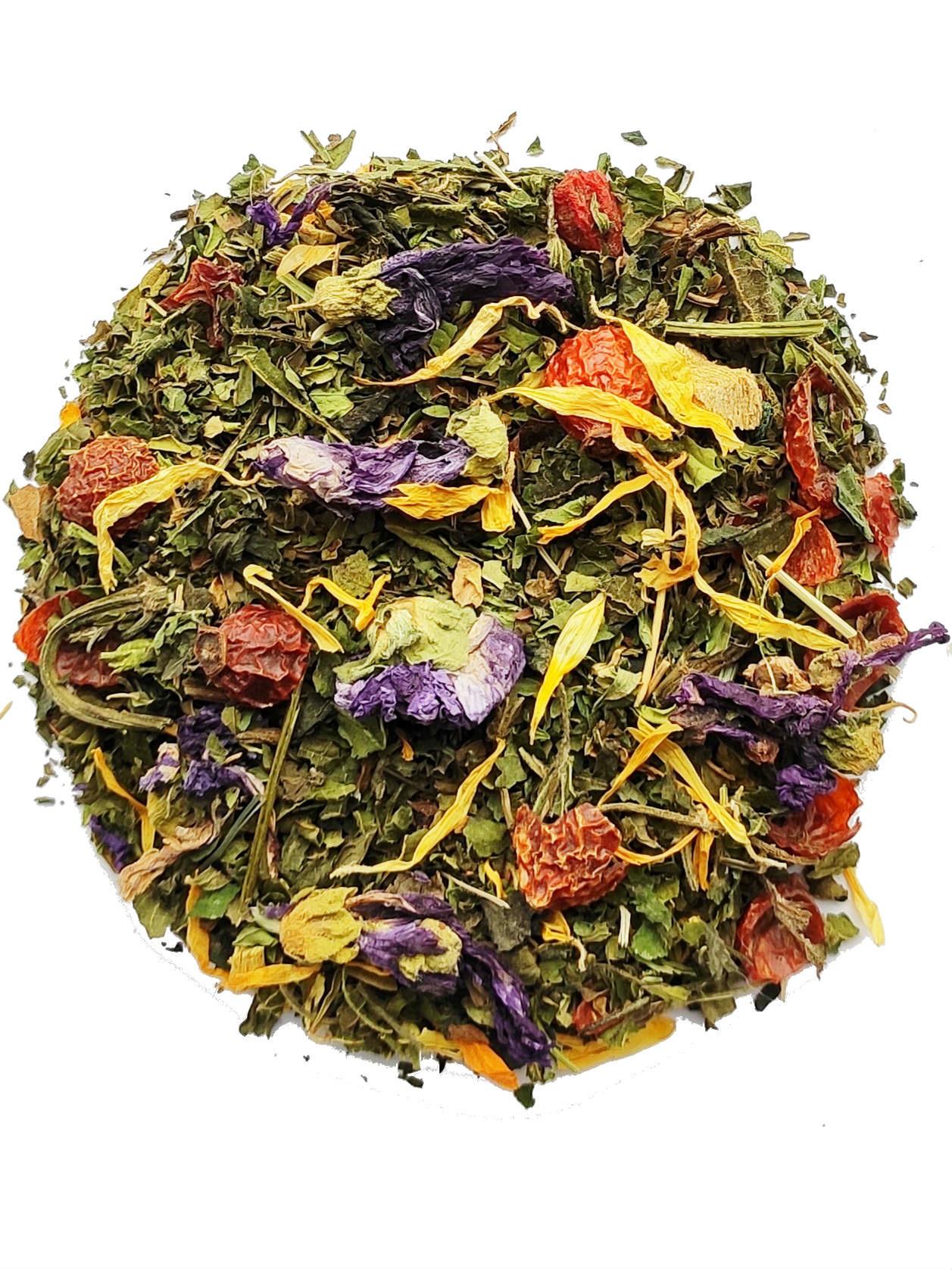 Kräutertee: Energetische Tee BIO-1
