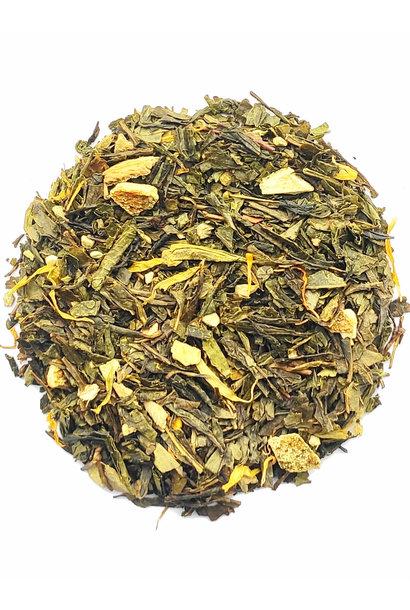 Grüner Tee Ingwer - Orange BIO