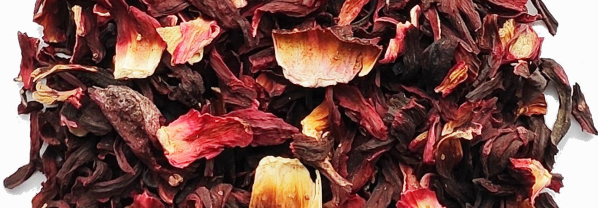 Kruidenthee: Hibiscus BIO