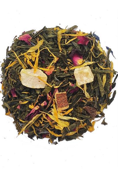 Frühjahrstraum Tee mit natürlichem Aroma