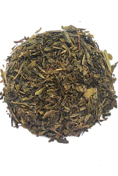 Earl Grey und Sencha Tee