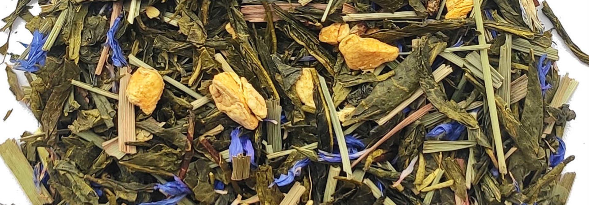 Groene thee Ginseng & Gember
