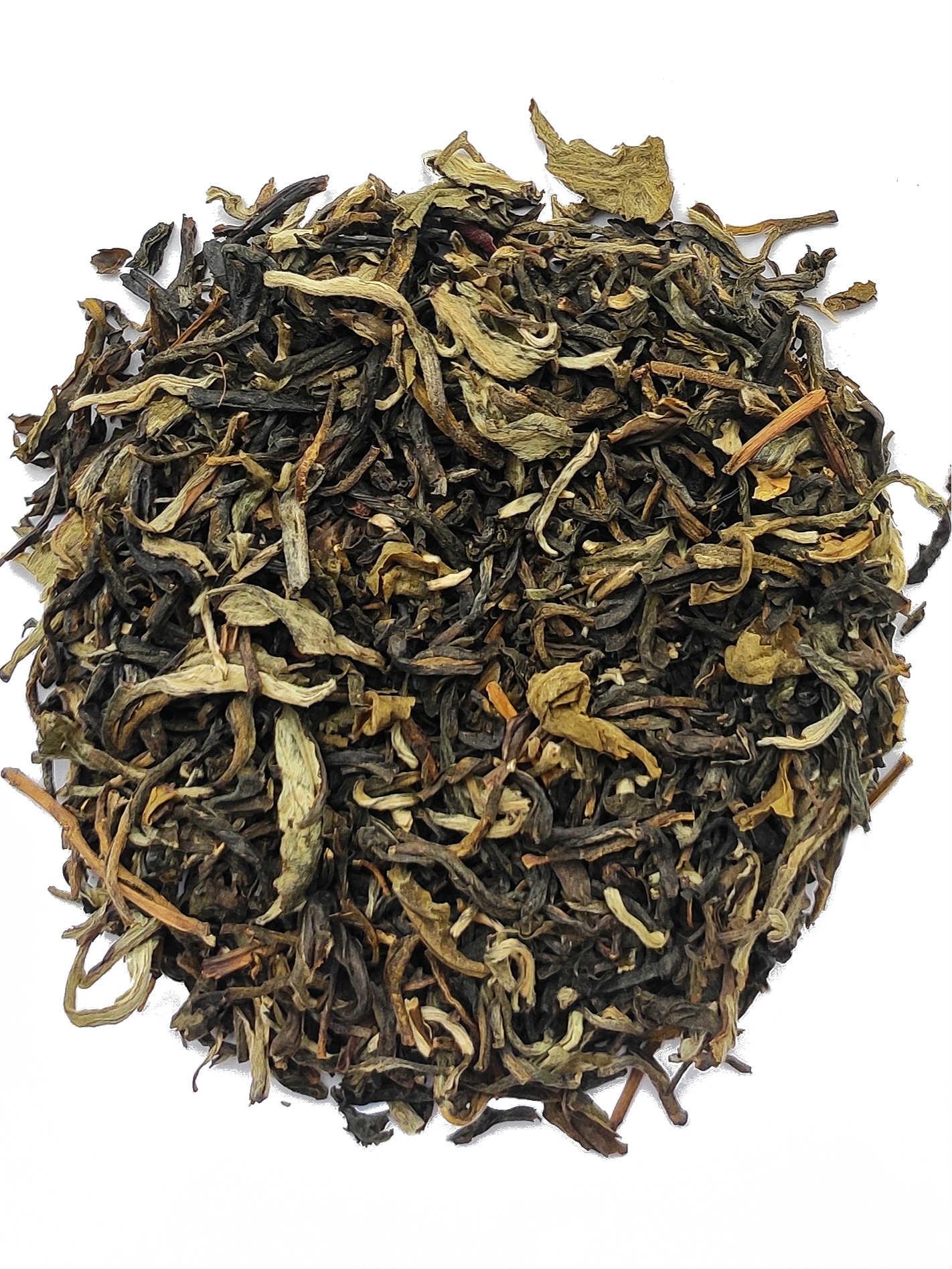 Groene thee Jasmine Da Bai Hao-1
