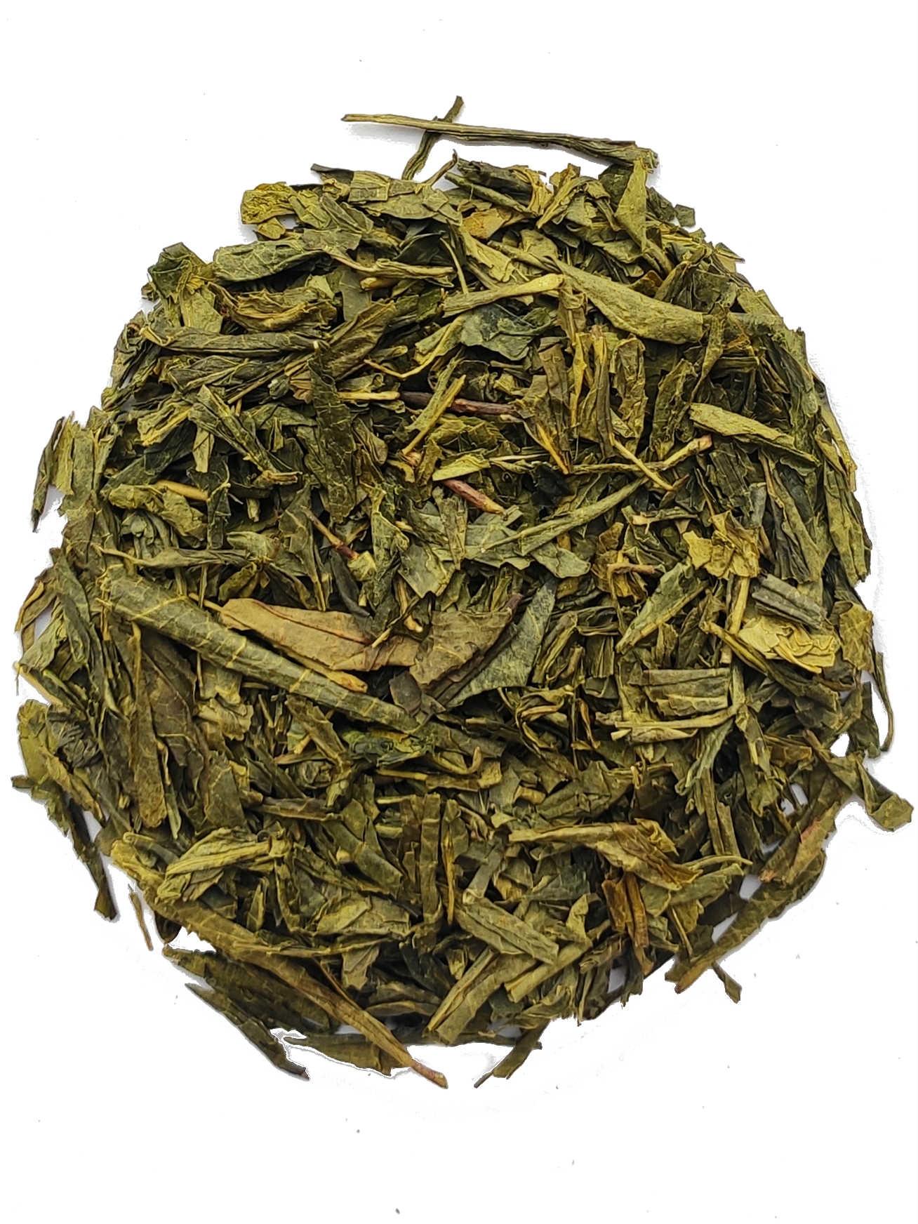 Grüner Tee Sencha BIO Spezial-1