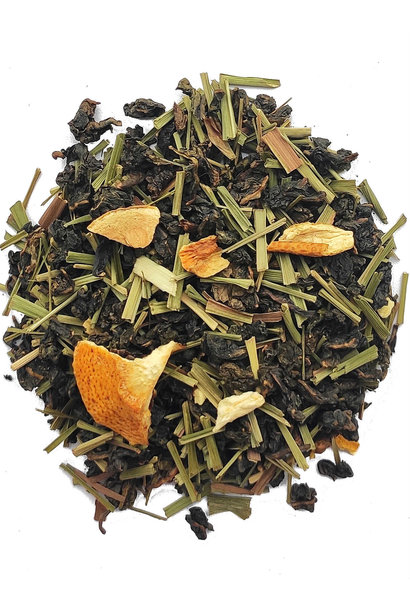 Oolong Citron Arôme Naturel