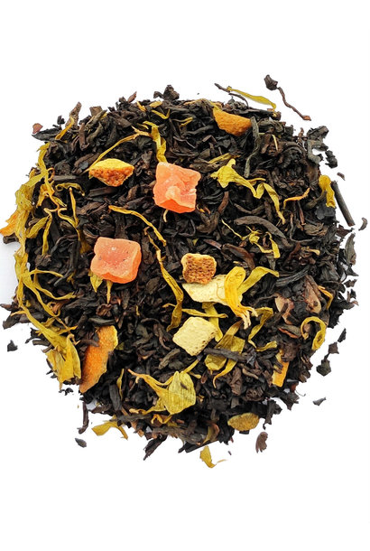 Pu Erh Pamplemousse-Orange Arôme Naturel