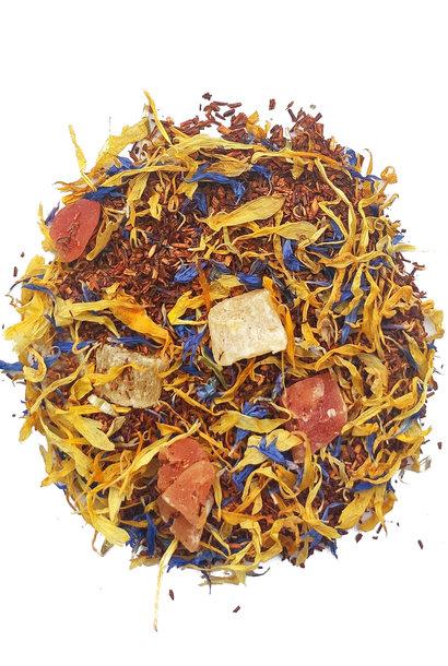 Rooibos Tee mit Zitrone und Passionsfrucht