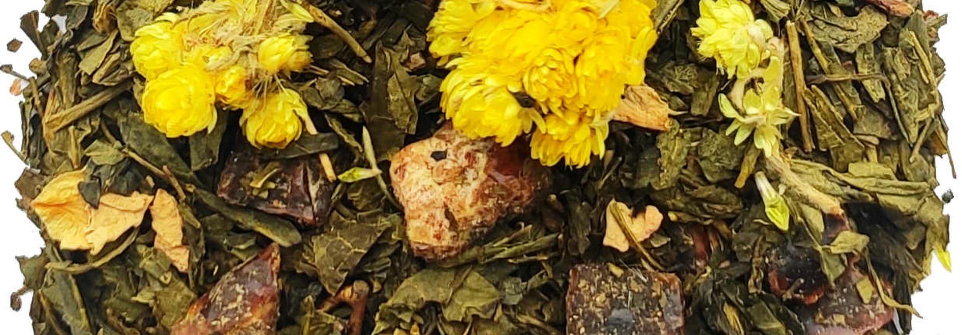Weissheitsblumen Tee BIO