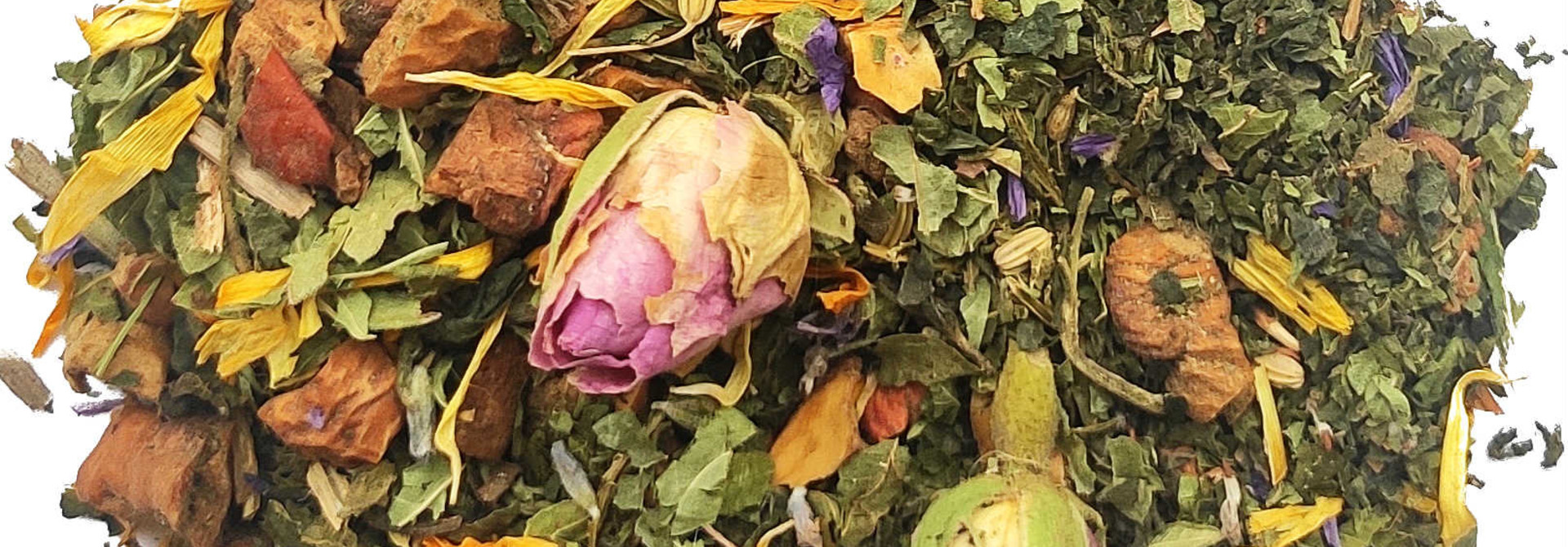 Kruidenthee: Fleurs de Provence natuurlijk aroma