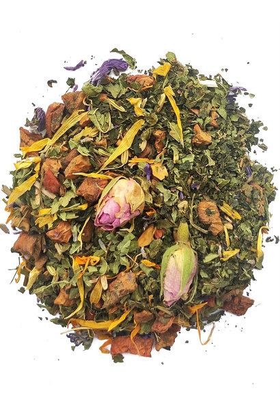 Kräutertee : Blumen der Provence, natürliches Aroma