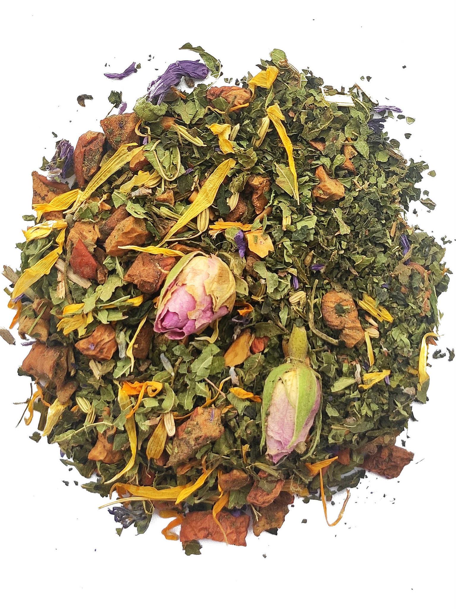 Kruidenthee: Fleurs de Provence natuurlijk aroma-1