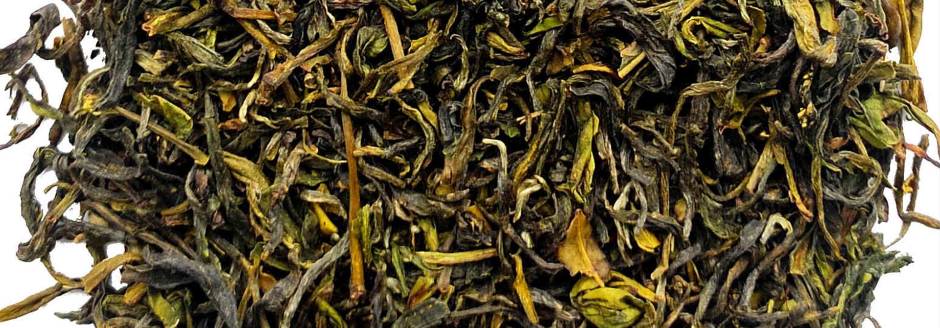 Groene thee Huangshan Yun Wu Spring 2021