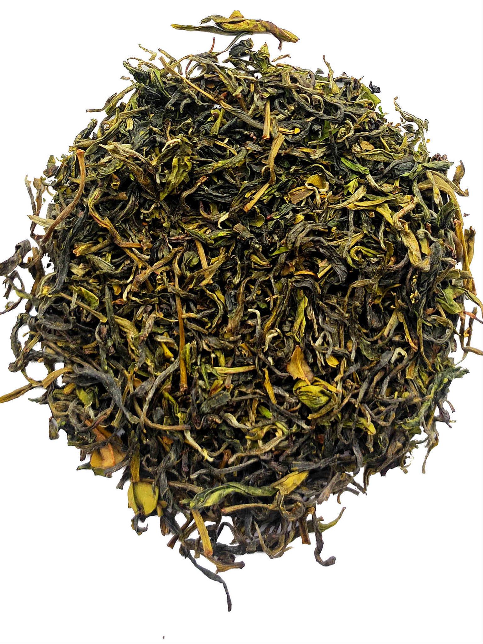 Groene thee Huangshan Yun Wu Spring 2021-1