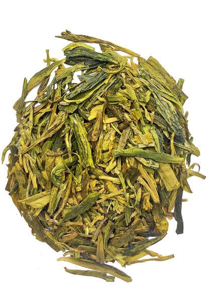 Grüner Tee Lung Ching New flush 2021