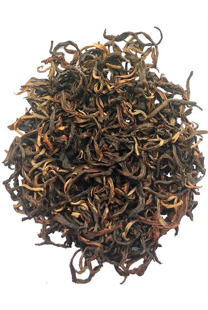 Zwarte thee Yellow Yunnan