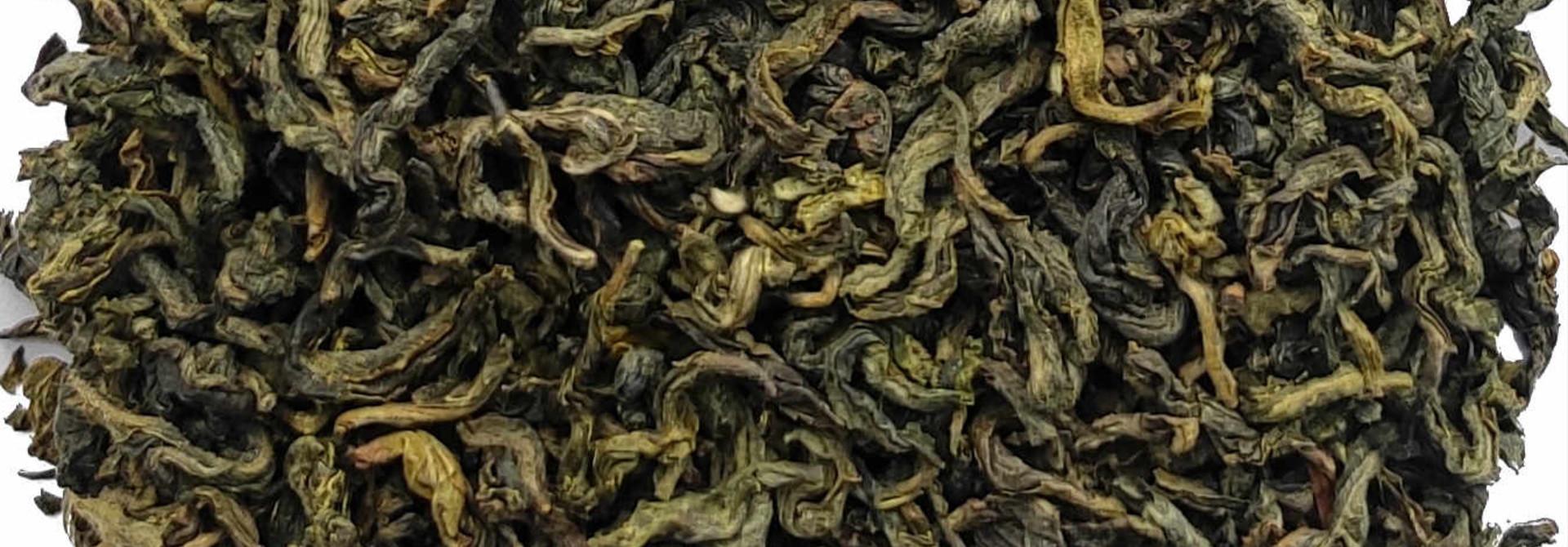 Grüner Tee Qu Tou Spring 2020