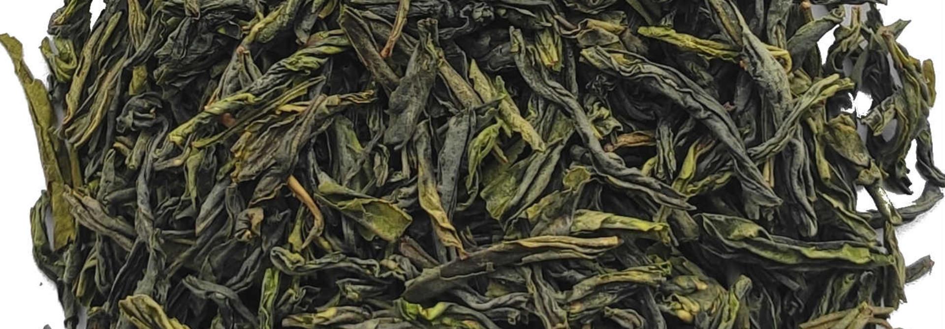Groene thee Lu An Gua Pian New Flush 2020