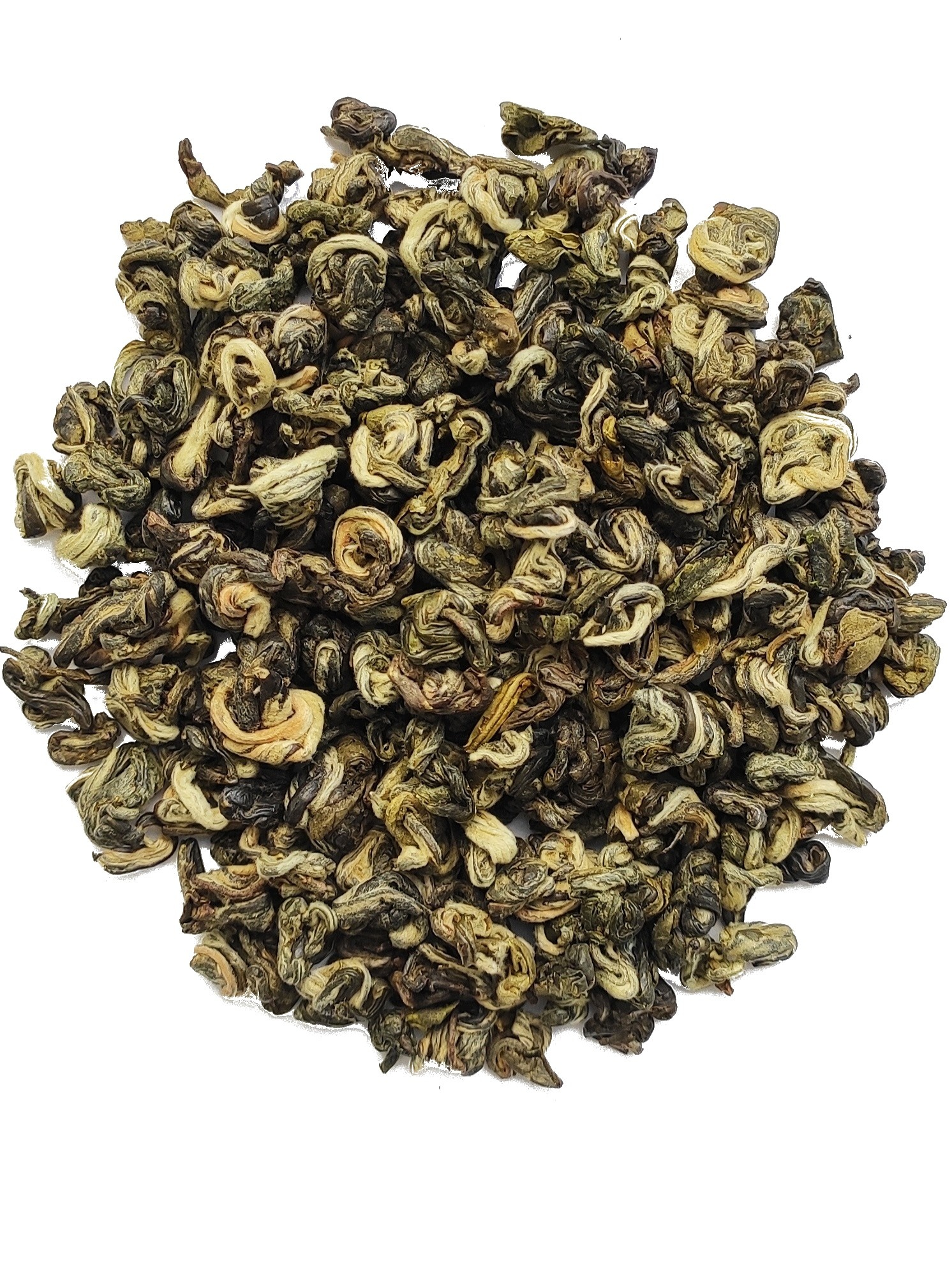 Grüner Tee Jade Snail-1