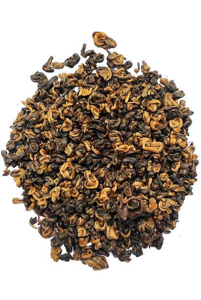 Schwarzer Tee Supreme Yunnan Golden Snail