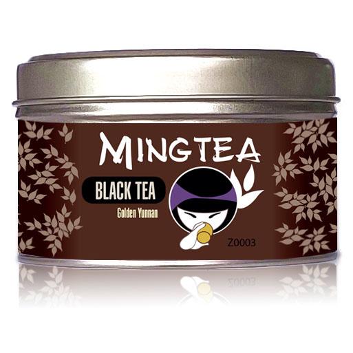 Zwarte thee Golden Yunnan-2