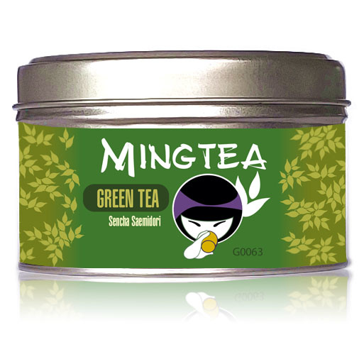 Grüner Tee Sencha Saemidori-2