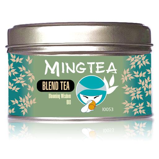 Weissheitsblumen Tee BIO-2