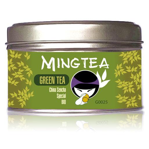 Grüner Tee Sencha BIO Spezial-2