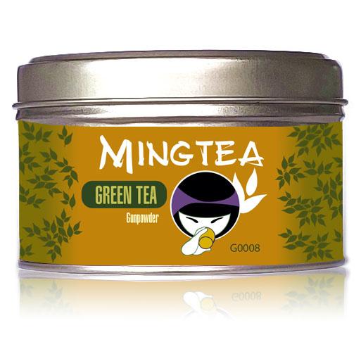 Grüner Tee Gunpowder-2