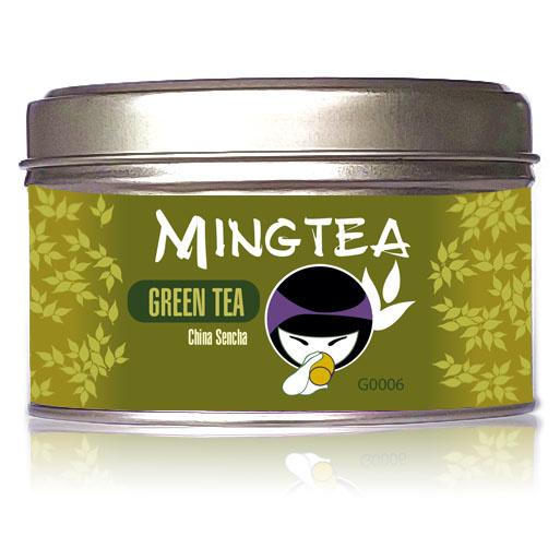 Groene thee Sencha-2