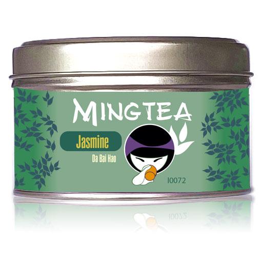 Groene thee Jasmine Da Bai Hao-2
