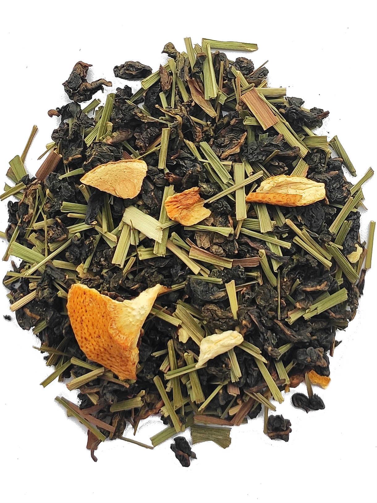 Oolong thee Citroen Natuurlijk Aroma - 20 Piramide zakjes-2