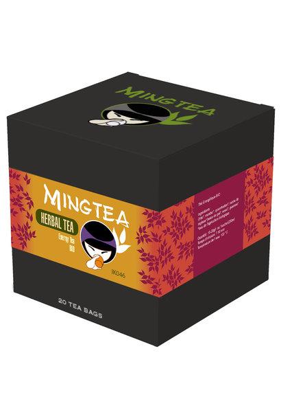 Kräutertee: Energetische Tee BIO - 20 Pyramiden beutel
