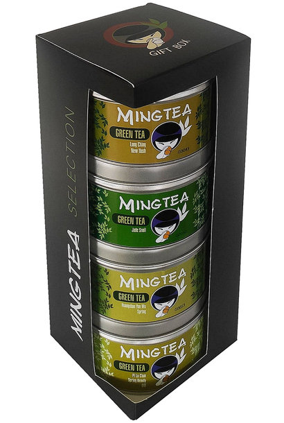 "MINGTEA SELECTION N°1 ""Green tea lover"""