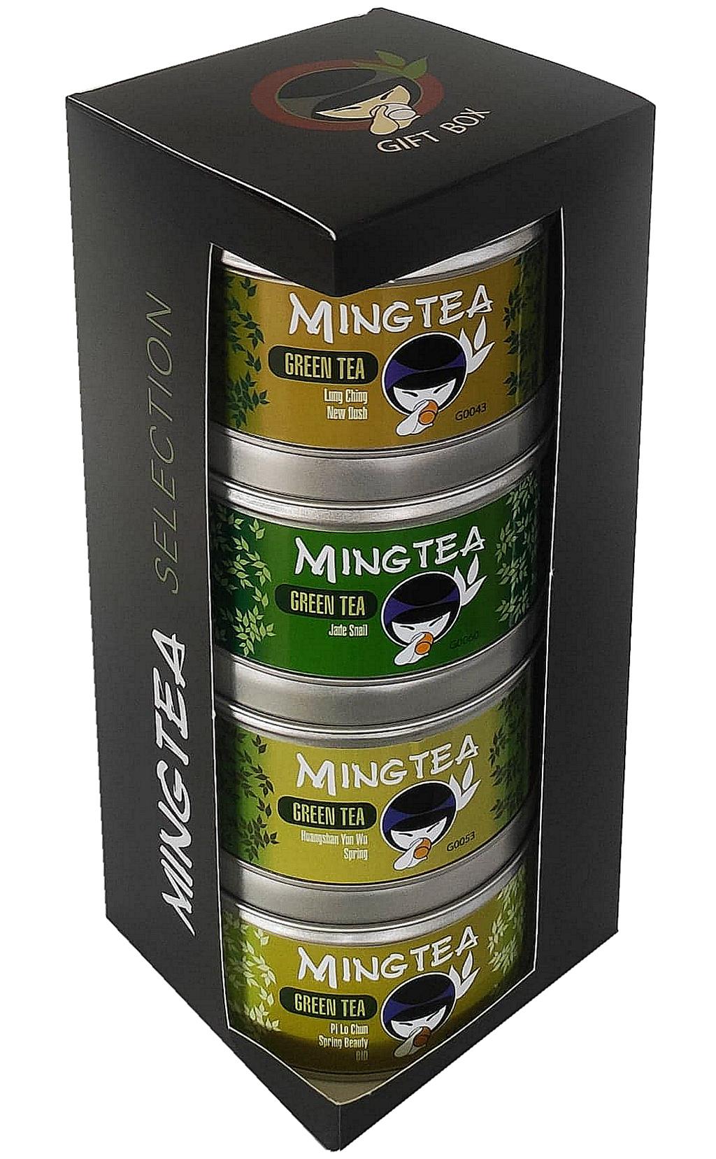 "MINGTEA SELECTION N°1 ""Green tea lover""-1"