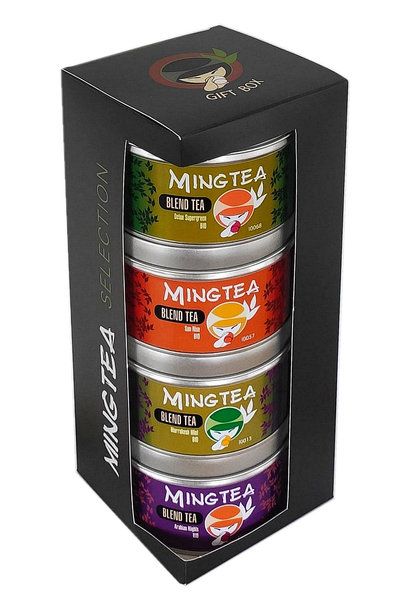 "MINGTEA SELECTION N°6 ""Blend tea lover"""