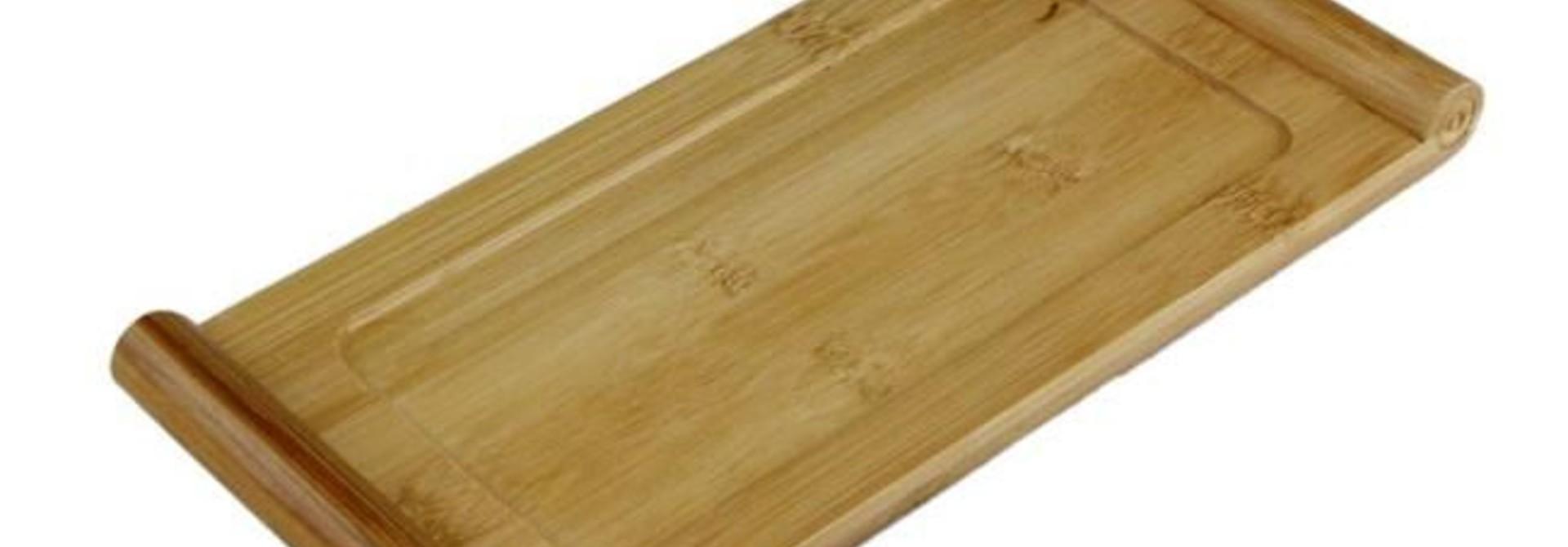 Bamboe onderlegger 27cm x 13cm