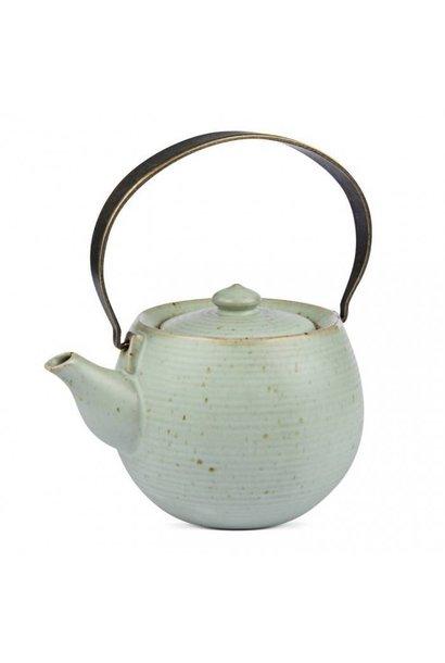""""""" Sakura 2"""" Teekanne aus Prozellan für bis zu 700 ml"""