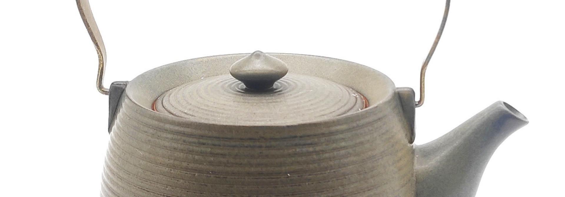 """"""" Sakura 1 """" Teekanne aus Prozellan für bis zu 700 ml"""