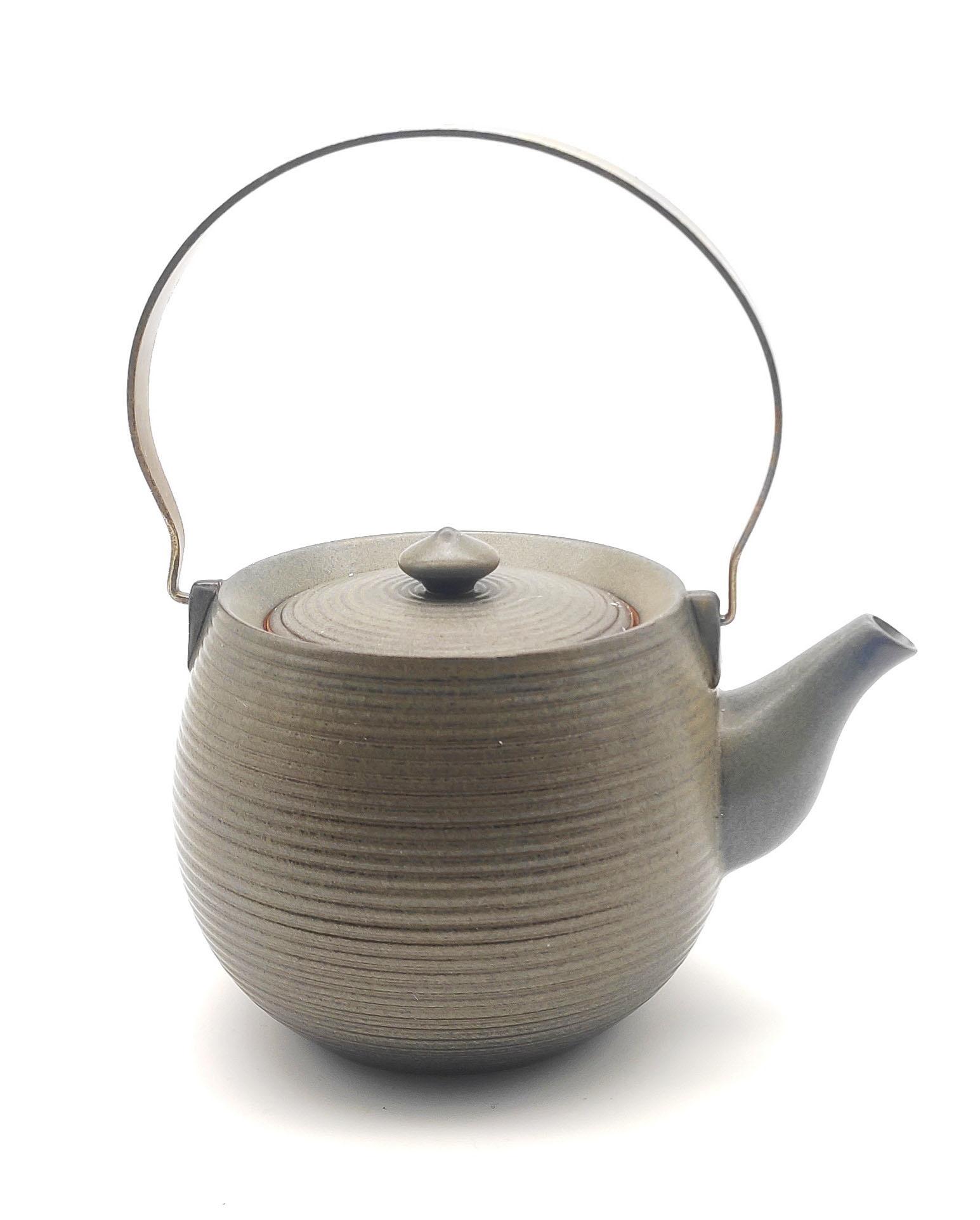 """"""" Sakura 1 """" Teekanne aus Prozellan für bis zu 700 ml-1"""