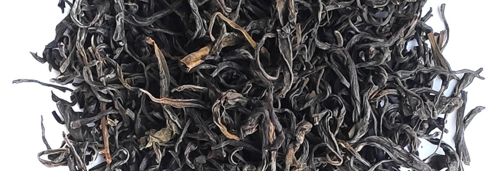 Gele thee Huoshan