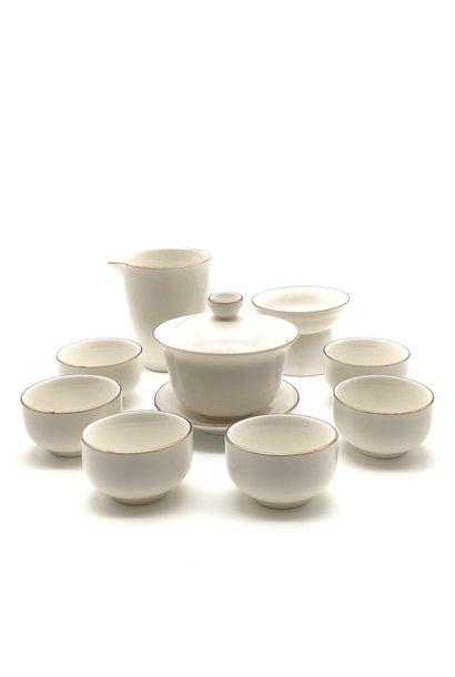 Ensemble de thé Gong Fu