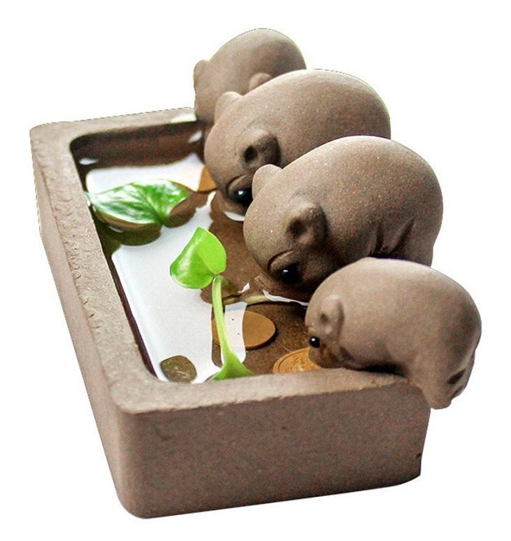 Pig Tea Pet-1