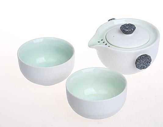"Chinesisches Gong Fu Teeset "" Kuaike ""-3"