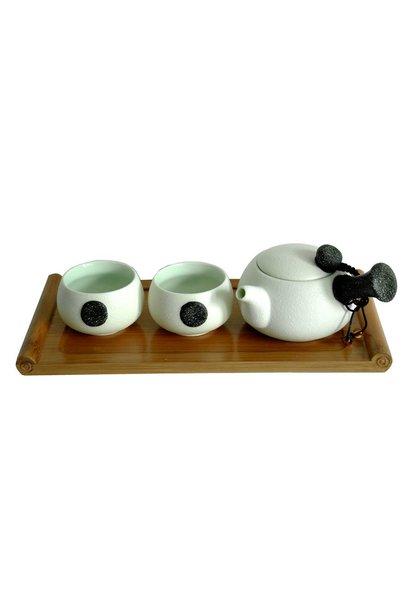 "Chinesisches Gong Fu Teeset "" Kuaike """