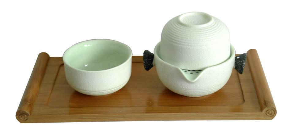 "Chinesisches Gong Fu Teeset "" Kuaike ""-2"