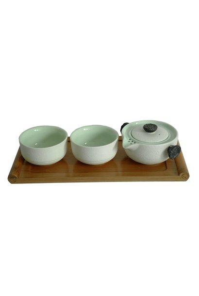 """Chinese Gong Fu theeset """"kuaike"""""""